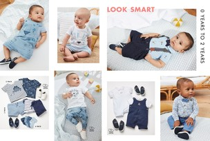 Baby Boys & Unisex 0mths-2yrs