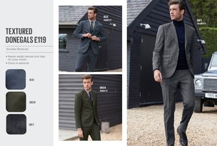 Suits, Formal Jackets & Trousers