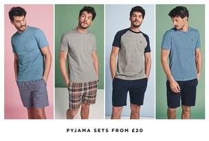 All Pyjamas & Loungewear