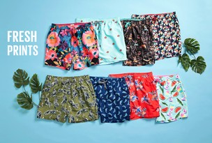 The Shorts Collection