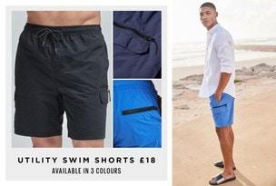 All Shorts & Swimwear