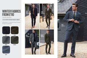 Textured Suits