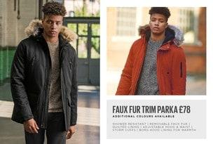 Casual Jackets & Coats
