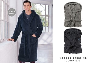 Super Soft Dressing Gowns