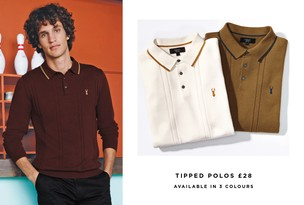 Knitted Polos Shirts