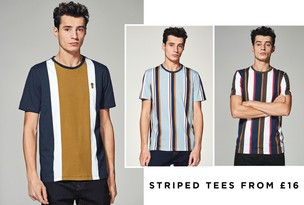 Striped & Colourblock