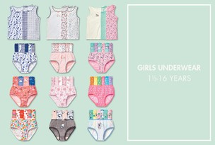 Underwear, Hosiery & Accessories