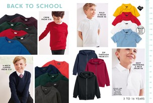 School Uniform & Outerwear