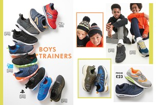 Older Boys Shoes