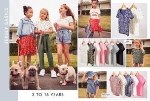 Older Girls 3yrs–16 yrs
