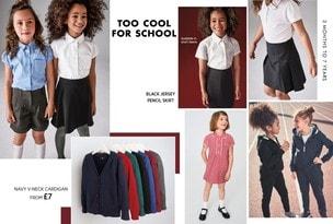 School Uniform & Outerwear