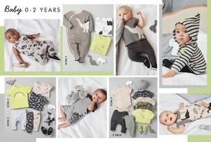 Baby Boys & Unisex 0mths-2yrs