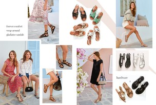 Sandals & Wedges