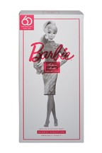 Barbie Collector 60th Anniversary Fashion Model Proudly Pink Doll