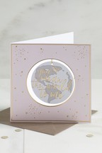 Detachable Keepsake Card