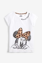 Minnie Mouse™ Animal Bow T-Shirt (3-16yrs)