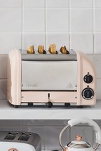 Dualit Powder 4 Slot Toaster