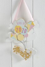 Born In 2020 Hanging Decoration