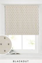 Printed Blackout Roller Blind