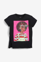 3D Graphic Oversized T-Shirt (3-16yrs)