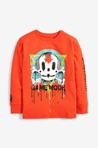 Graffiti Skull T-Shirt (3-16yrs)