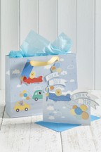 Born In 2020 Card And Gift Bag