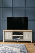 Huxley Painted Wide TV Stand