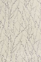 Delicate Willow Print Fabric Sample