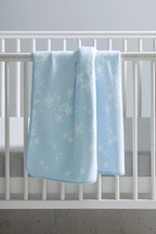 Sleepy Stars Fleece Blanket
