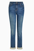 Barbour® Worn Blue Essential Slim Jeans