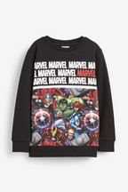 Marvel® Crew Sweater (3-14yrs)