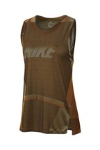 Nike Glam Dunk Gold Metallic Vest