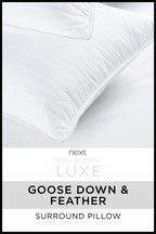 Goose And Down Pillow