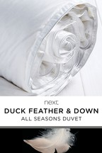 Duck Feather And Down Duvet