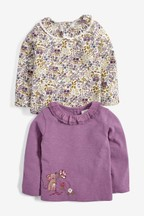 2 Pack Collar Tops (3mths-7yrs)