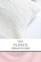 Super Soft Fleece Pillow