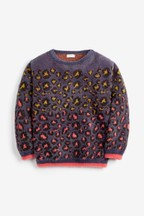 Animal Ombre Jumper (3-16yrs)