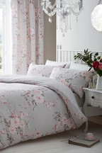 Catherine Lansfield Canterbury Duvet Cover and Pillowcase Set