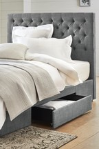 Paris 2 Drawers Bedstead