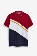 Blocked Polo