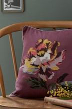 Joules Country Ramble Check Cushion