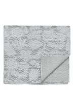 Helena Springfield Letty Jacquard Quilted Throw