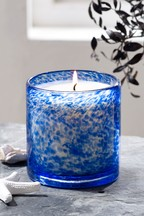Sea Salt Glass Candle