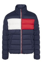 Tommy Jeans Essential Flag Down Jacket