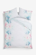 New Romance Floral Duvet Cover And Pillowcase Set