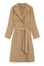 Oasis Natural Wrap Duster Coat