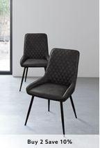 Set Of 2 Hamilton Dining Chairs