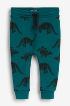 Dino All Over Print Joggers (3mths-7yrs)
