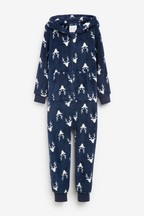 Stag Print All-In-One (3-16yrs)