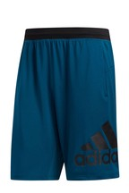 "adidas Blue 4KRFT Tech 9"" Shorts"